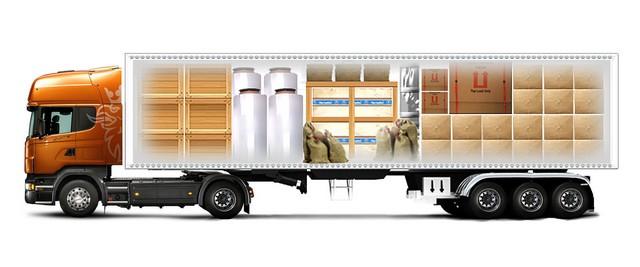 Доставка грузов Москва – Лабытнанги