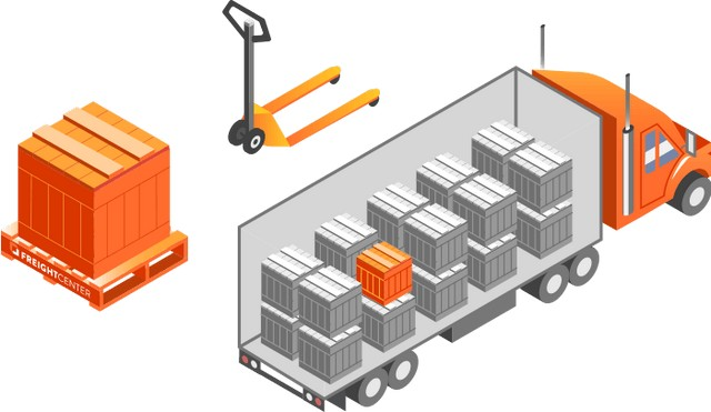 Доставка сборных грузов Москва – Иркутск