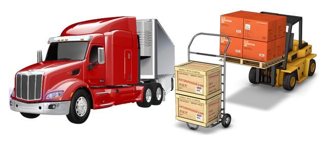 Доставка грузов Москва – Челябинск